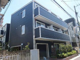 第12フォンタナ駒沢[103号室]の外観