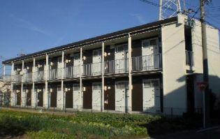 愛知県海部郡大治町大字三本木字村部の賃貸アパートの外観