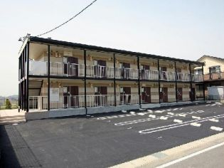 愛知県知多郡阿久比町大字宮津字下小廻間の賃貸アパートの外観