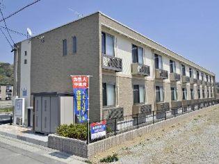 静岡県掛川市大渕の賃貸アパートの外観