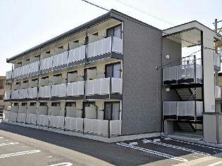 静岡県掛川市上西郷の賃貸マンションの外観