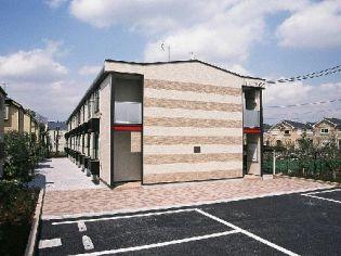 レオパレスプラシード竹丘[102号室]の外観