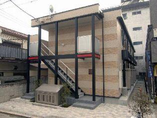 レオパレス プラスN&K[1階]の外観