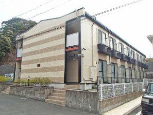 静岡県掛川市長谷2丁目の賃貸アパートの外観