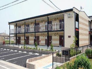 愛知県碧南市照光町4丁目の賃貸アパートの外観