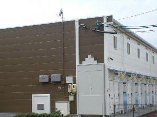 愛知県碧南市三宅町1丁目の賃貸アパートの外観