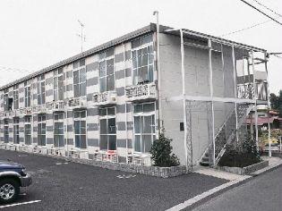 レオパレス内田[201号室]の外観