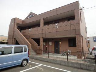 愛知県海部郡大治町大字西條字殿池の賃貸アパートの外観