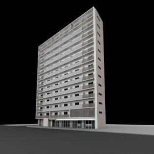 パークキューブ新板橋[8階]の外観