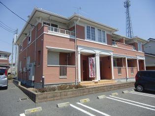 栃木県芳賀郡益子町大字七井の賃貸アパートの画像
