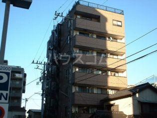 津賀マンション[505号室]の外観