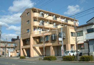愛知県名古屋市港区小碓1丁目の賃貸マンションの外観