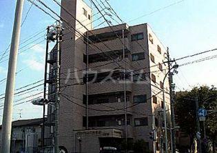 愛知県名古屋市港区神宮寺1丁目の賃貸マンションの外観