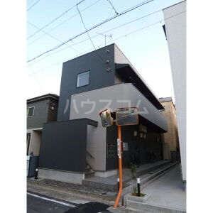 愛知県名古屋市南区鶴里町3丁目の賃貸アパートの外観