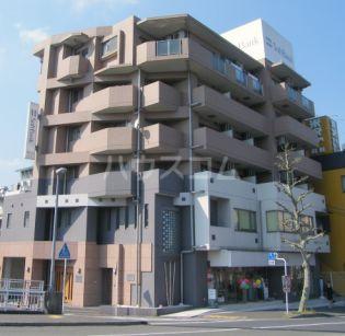 神奈川県横浜市保土ケ谷区天王町2丁目の賃貸マンションの外観