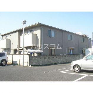 埼玉県飯能市仲町の賃貸アパートの画像