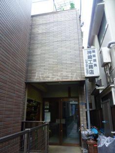 コーポ神崎[1階]の外観