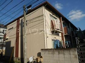 東京都武蔵野市中町2丁目の賃貸アパートの外観