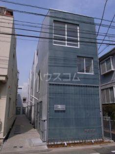 Garage Spec武蔵小山[16号室]の外観
