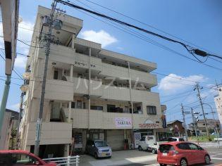 愛知県安城市桜井町大役田の賃貸アパートの外観