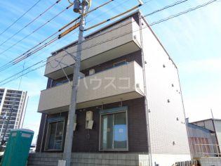 千葉県八千代市緑が丘西1丁目の賃貸アパートの外観