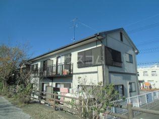 静岡県掛川市城西2丁目の賃貸アパートの外観