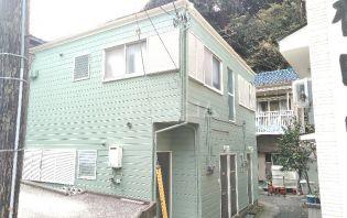神奈川県横須賀市西浦賀2丁目の賃貸アパートの外観