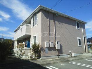愛知県蒲郡市形原町出口の賃貸アパートの外観