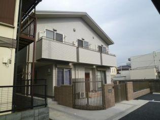埼玉県さいたま市大宮区桜木町3丁目の賃貸アパートの外観