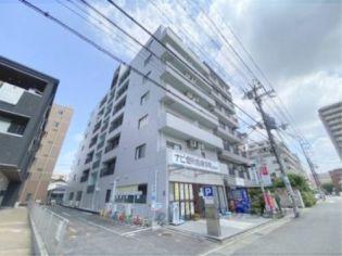 シルキーハイツ阪源[502号室]の外観