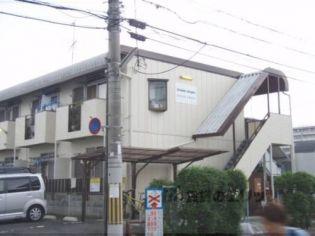 グーテンハイムすながわ 2階の賃貸【京都府 / 京都市伏見区】