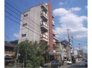 山本マンション 5階の賃貸【京都府 / 京都市伏見区】
