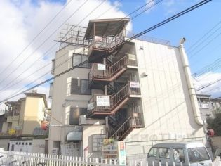 入屋ハイツ 4階の賃貸【京都府 / 京都市右京区】