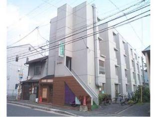 五十川ビル[405号室]の外観