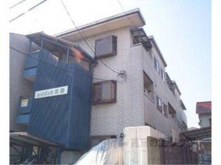 レジデンス京橋[301号室]の外観