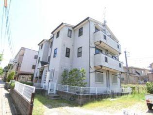 西川ハイツ 3階の賃貸【京都府 / 京田辺市】