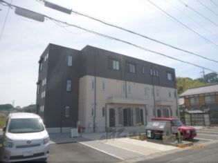 滋賀県大津市本堅田6丁目の賃貸アパート
