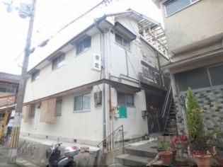 栄荘[103号室]の外観