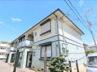 パルハイムA棟 2階の賃貸【大阪府 / 茨木市】
