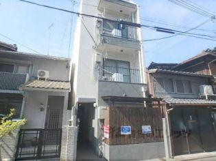 京都33GENDOU 4階の賃貸【京都府 / 京都市東山区】
