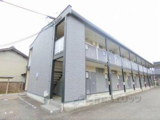 レオパレス五箇荘 2階の賃貸【滋賀県 / 東近江市】