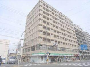 京都二条ハイツ406 4階の賃貸【京都府 / 京都市上京区】